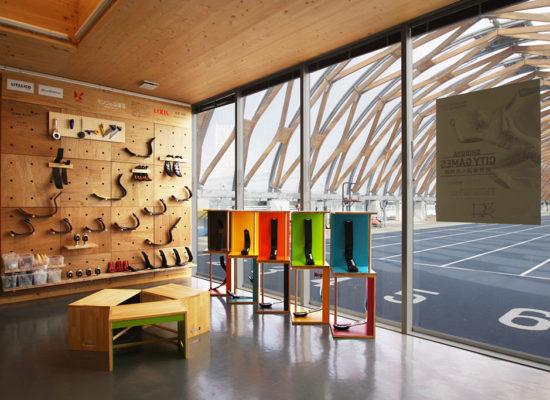 ギソクの図書館